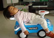 生命安全第一 请勿疲劳驾驶