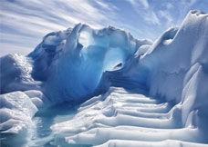 南极之美让我想起曹雪芹的一句话
