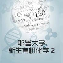 耶鲁大学:新生有机化学2