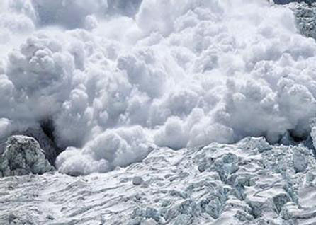 遇见雪崩怎么办?
