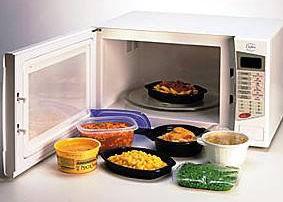 用微波炉烹饪安全吗