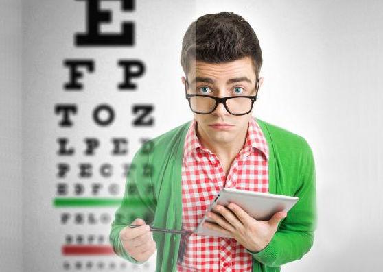 你的视力合格吗