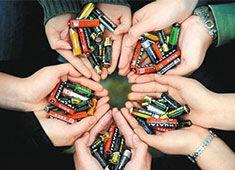 为什么不能随意丢弃废电池
