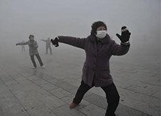 雾霾防护常识十三问