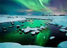 格陵兰岛的隐藏融化