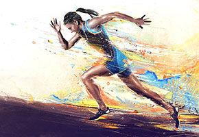 跑步真的伤膝盖吗?
