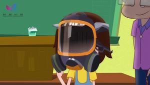 《阿U学科学》30集:防毒面具为何长得像猪鼻子