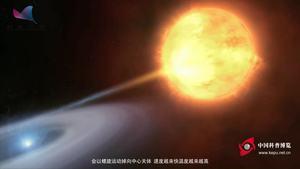 """中国首颗空间X射线天文卫星""""慧眼""""报告地面"""