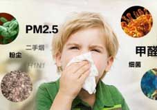 空气污染与健康生活
