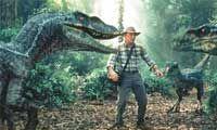 人与恐龙生活在同一时代,你怕吗