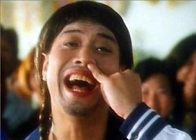 别挖鼻孔,小心细菌乱窜
