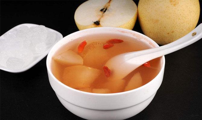 喝梨水就能止咳吗?