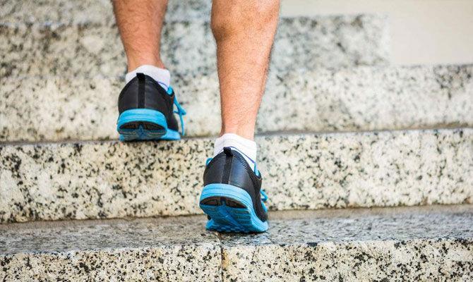 爬楼梯真的能减肥吗?