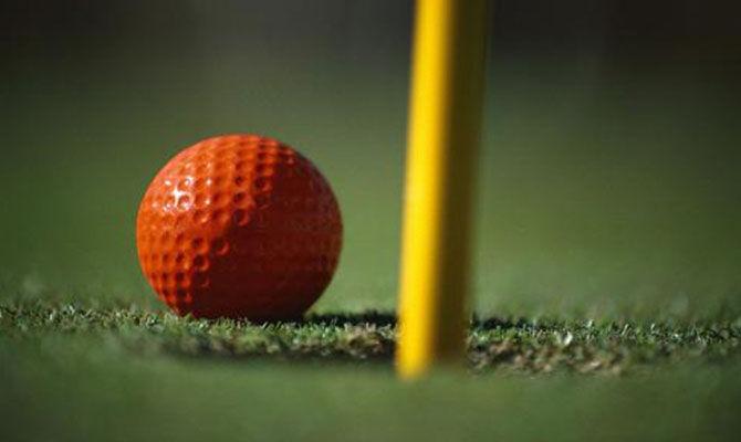 高尔夫球带来的遐想