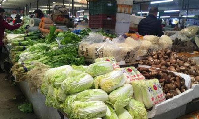 菜市场选购食材要注意