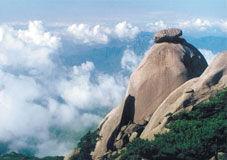 杭州的飞来峰是飞来的吗?