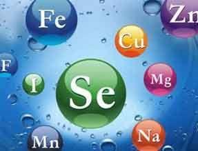 微量元素对我们身体的作用