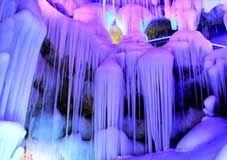 万年冰洞怎么形成的?