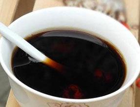 红糖水的功效