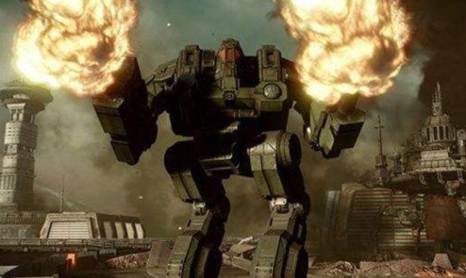 机甲战士VS无人坦克 谁才是未来陆战场之王?