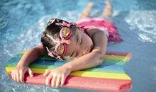 游泳的安全