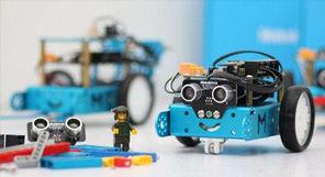机器人编程有哪些内容?