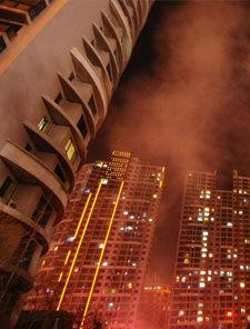 城市居民如何预防和应对火灾?