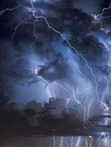 雷电是如何产生的?