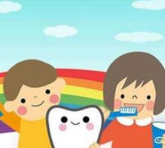 不同年龄段的儿童,龋齿好发于哪些牙齿?