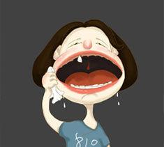 牙磕坏了怎么办?