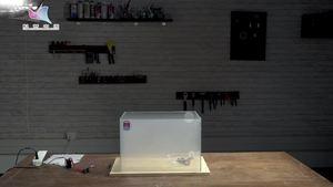 工匠实验室:二手烟净化器