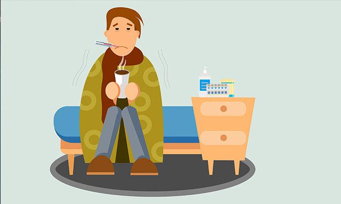 普通感冒与流感有什么区别?