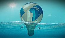 NASA:海平面上升