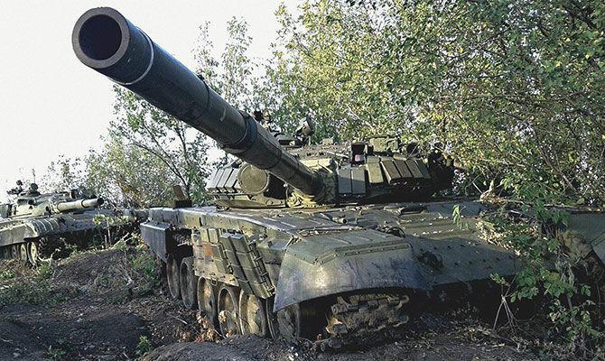 坦克新概念技术