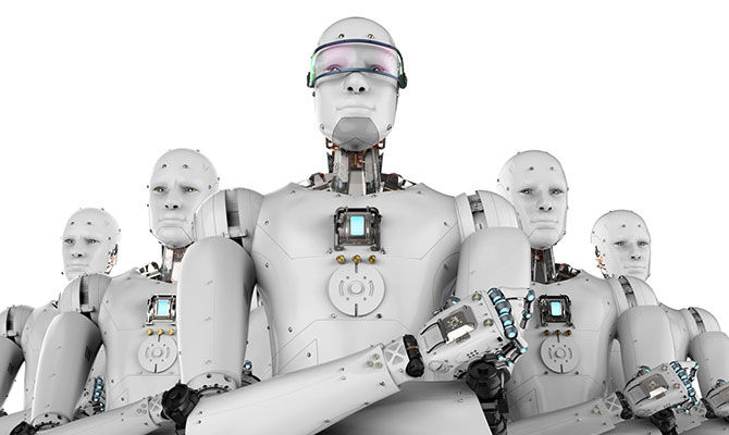 机器人真能完全取代人工吗?