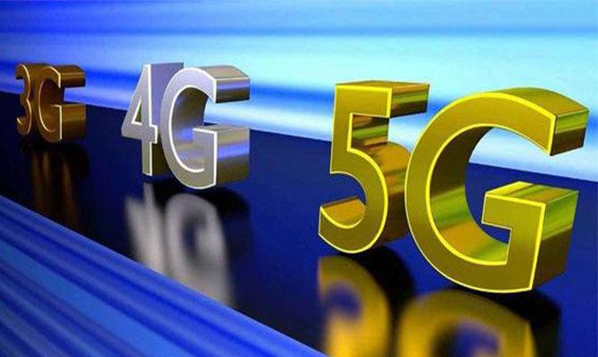 5G的进化