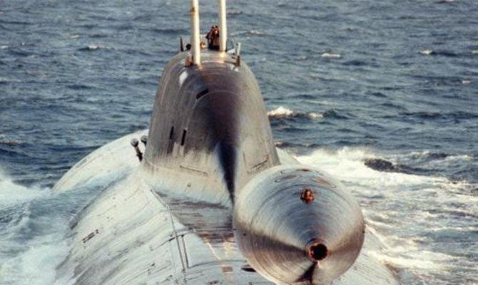 看不见的杀手—核潜艇