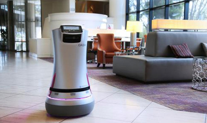 机器人+ 时代悄然来临