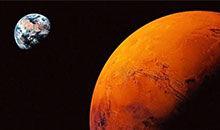 NASA:科学之光—与火星对立