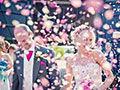 婚礼上为什么要撒彩纸?