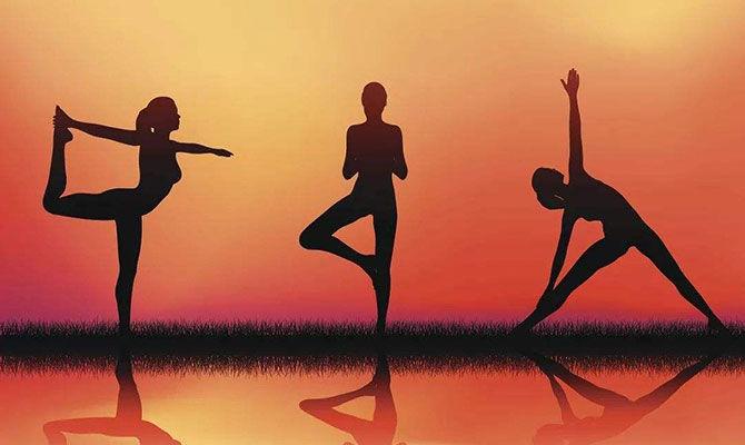 高温瑜伽有4大养生益处