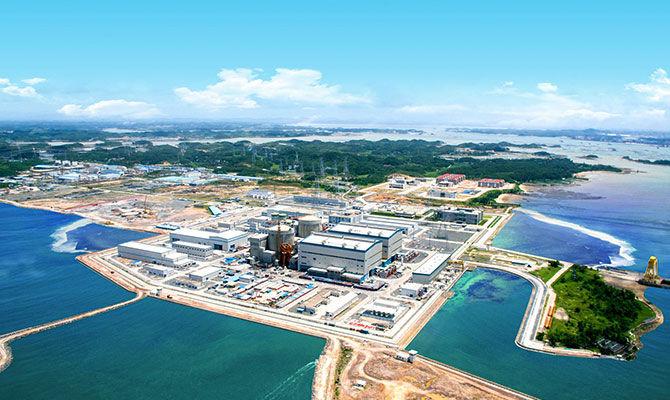 核电站为何都建在海边?