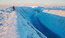 NASA:美国宇航局的地球时刻-格陵兰冰原