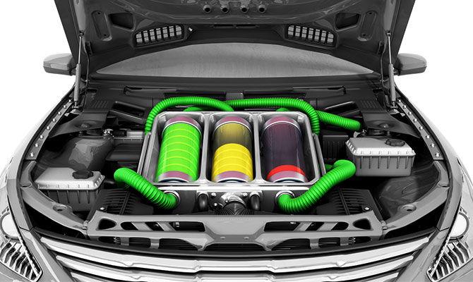绿色环保的电动车是如何工作的?