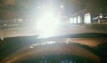 会车时远光灯到底有多危险