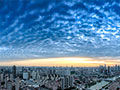 看眼云彩就可以预测地震了么?