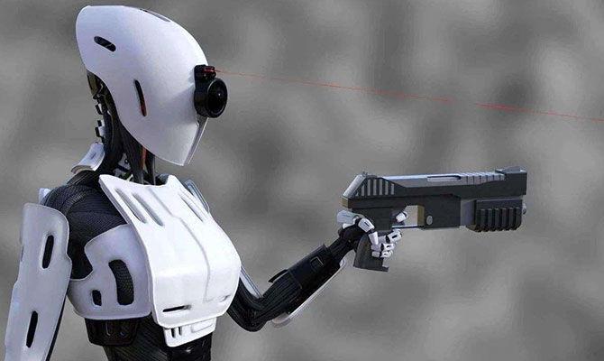 人工智能如何影响未来战争?
