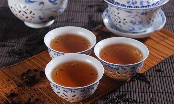 武夷岩茶--大红袍