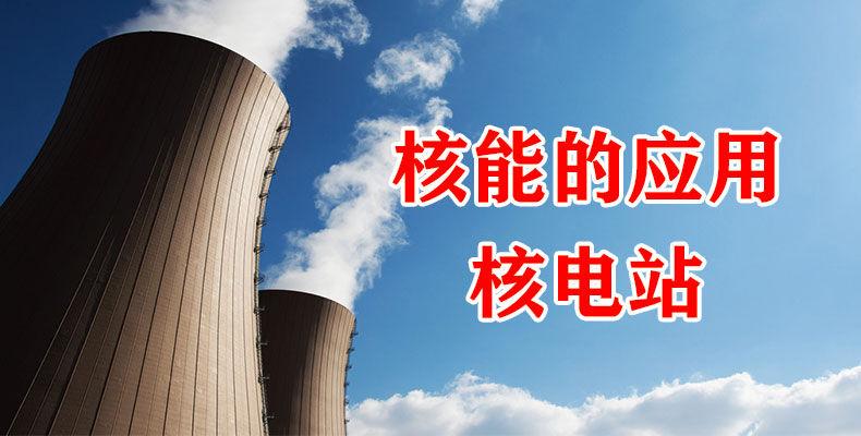 核能的应用-核电站