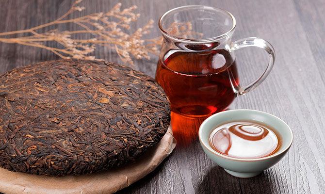 寻味普洱茶